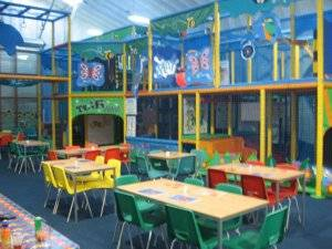 Teifimania Soft Play Area