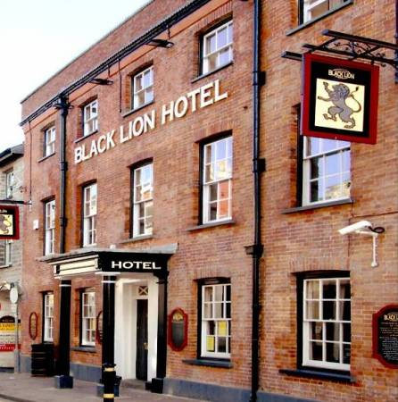 The Black Lion Hotel &amp; Bar