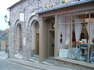 Custom House Shop and Gallery
