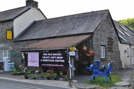 The Old Smithy Craft, Gift Shop & Heritage Centre