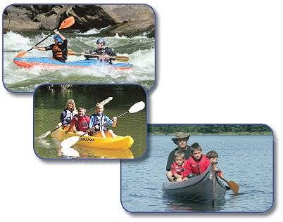 White Water Canoe & Kayak Hire