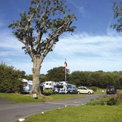 Cardigan Bay Camping and Caravan Club Site