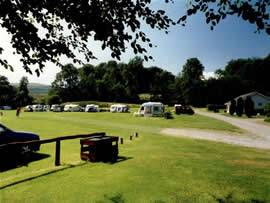 Abermarlais Caravan Park