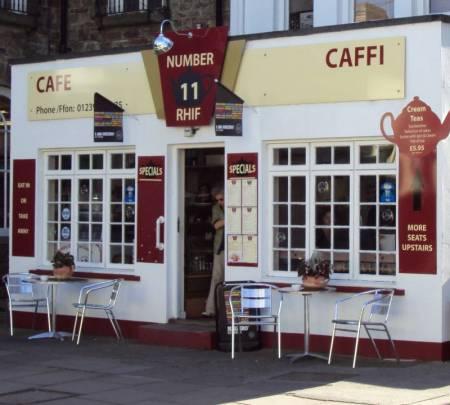 Number 11 Café