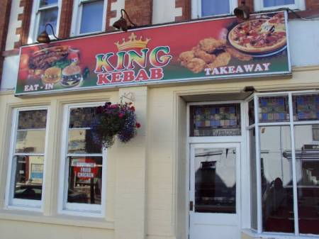 King Kebab Burger House