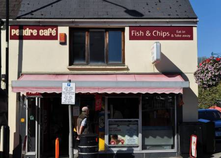 Pendre Café Fish & Chips