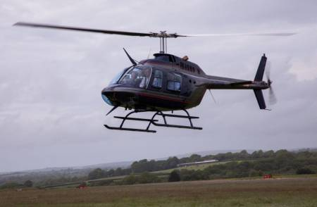 Fly Heli Wales - Helicopter Flights