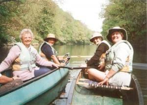 Heritage Canoes