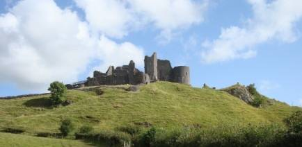 Carreg Cennen Castle & Farm